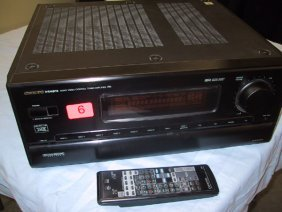 6: ONKYO integra audio video control tuner am