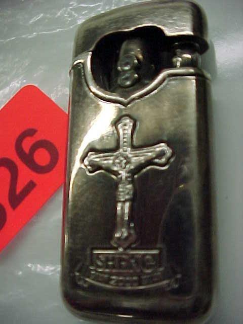 826: Sheng guan 2000 butane lighter - 2