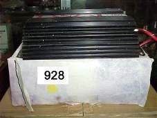 928: Lanzar 160S Car Amp 80 Watts x 2