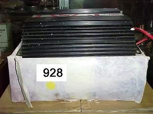 Lanzar 160S Car Amp 80 Watts x 2