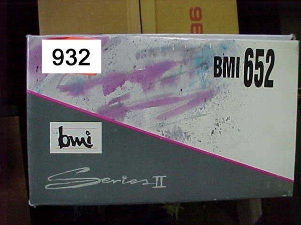 932: Black Magic I652 two Car Speakers