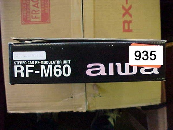 935: AIWA RF-M60 CD Changer Controller with R