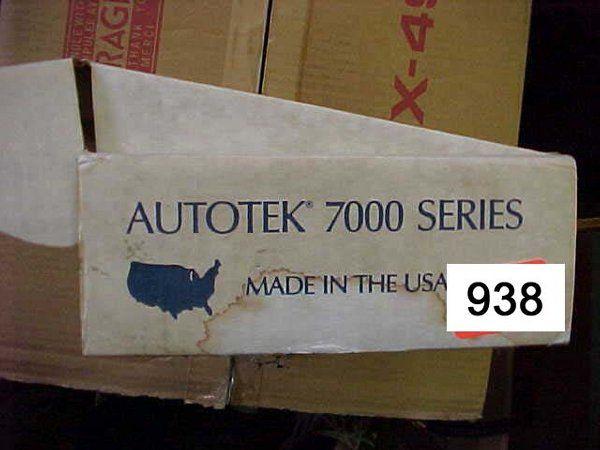 Autotek 7004P 4 Band Preamp Equilizer
