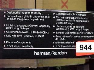 Harman/Kardon CA205 High Current Car Amp