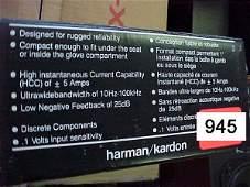 945: Harman/Kardon CA205 High Current Car Amp