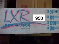 950: Lanzar LXR Car Amp 50 Watt