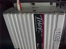 1026: Hifonics 250 Watts RMS Mosfet Car Amp