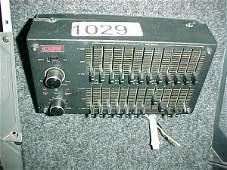 1029: Magnum MC101 24 Band Equilizer