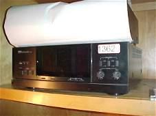 1362: Yamaha M-85 power amp 200 Watts RMS x 2