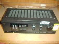 1367: Sansui A-3100 intergrated amp 100 watts