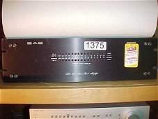 1375: SAE 2200 stereo power amp. 100 Watts x