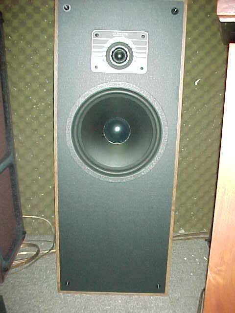 "1415: Pair of Mirage 550, 10"" two-way speaker - 2"