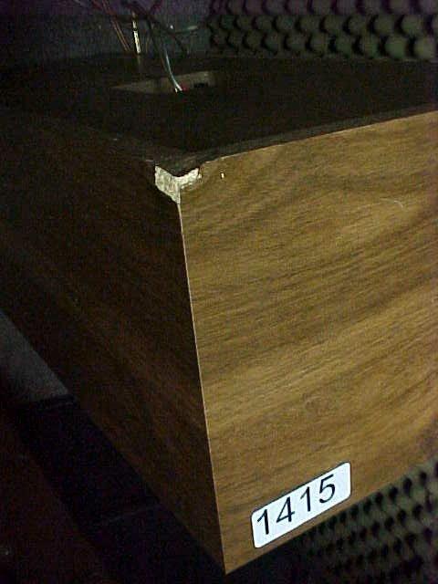 "1415: Pair of Mirage 550, 10"" two-way speaker - 3"