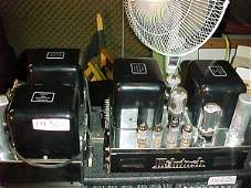 1430: 1 Pair McIntosh MC30, 30 watt tube powe