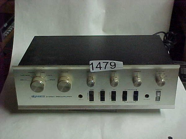 1479: Dynaco PAT-4 stereo pre amp