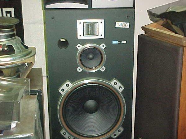 """1486: 1 pair Sony SS-U65 12"""" 3-way  speakers"""