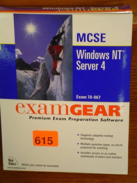 615: MCSE Windows NT Server 4 Examgear