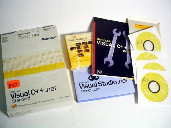 617: Visual C++.net, version 2002