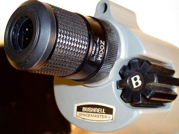 912: Bushnell Spacemaster II spotting scope w - 3