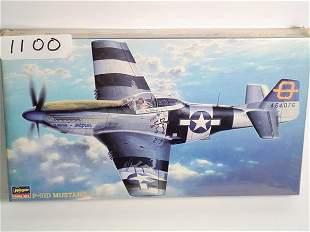 Model Kit Hasegawa P-52D Mustang