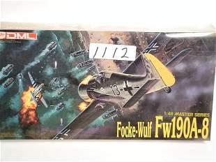 Model Kit DML Focke-Wulf FW190A-8