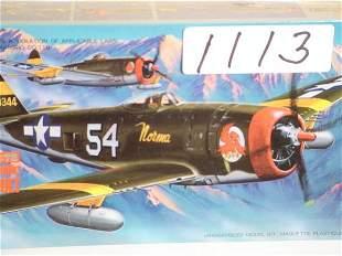 Model Kit Hasegawa Republic P-47D Thund