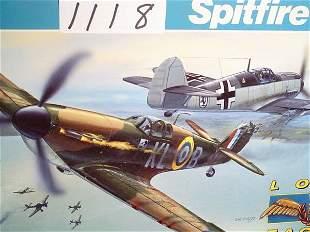 Model Kit Revell Spitfire MK.I