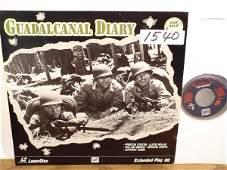 1540: Laserdisc: Guadalcanal Diary