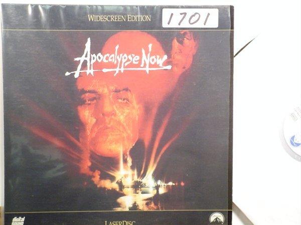 1701: Laserdisc:  Apocalypse Now