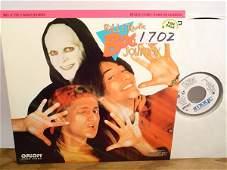 1702: Laserdisc:  Bill & Ted's Bogus Journey