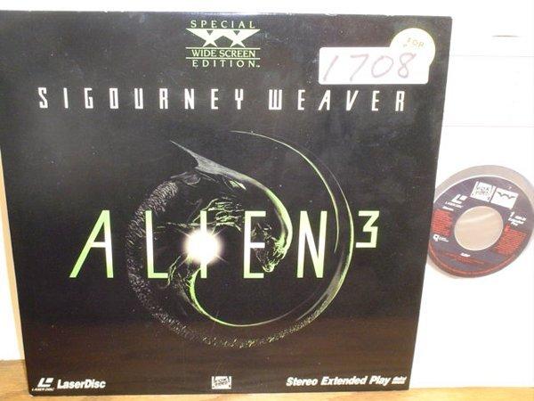 1708: Laserdisc:  Aliens 3