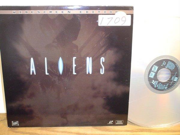 1709: Laserdisc:  Aliens