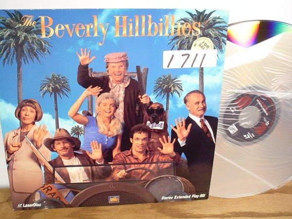 1711: Laserdisc:  The Beverly Hillbillies