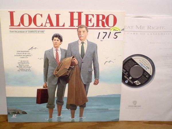 1715: Laserdisc:  Local Hero