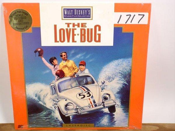 1717: Laserdisc:  The Love Bug