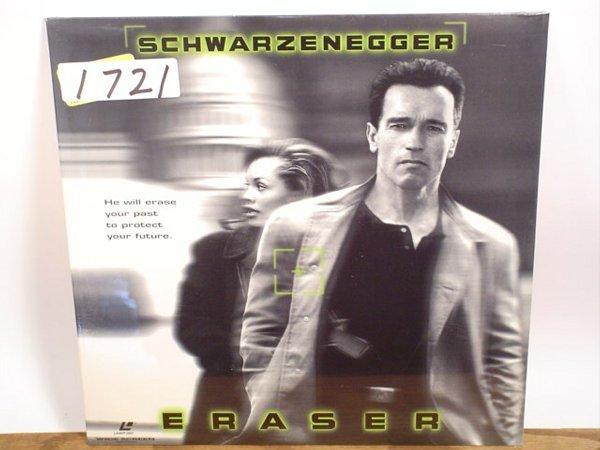 1721: Laserdisc:  Eraser