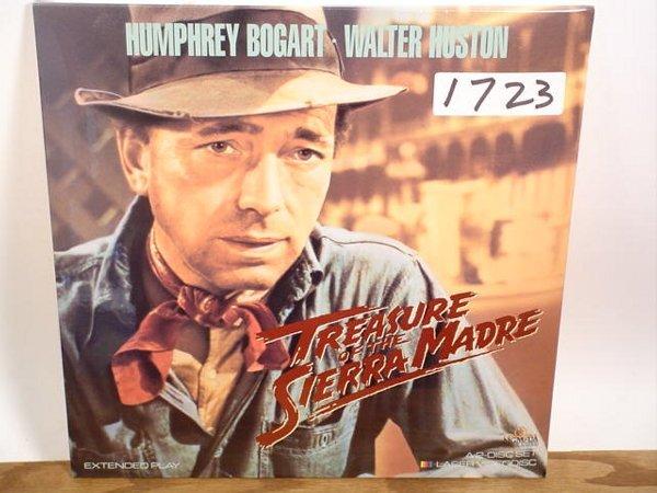 1723: Laserdisc:  Treasures of the Sierra Mad
