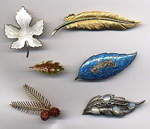 1216: 6 leaf pins