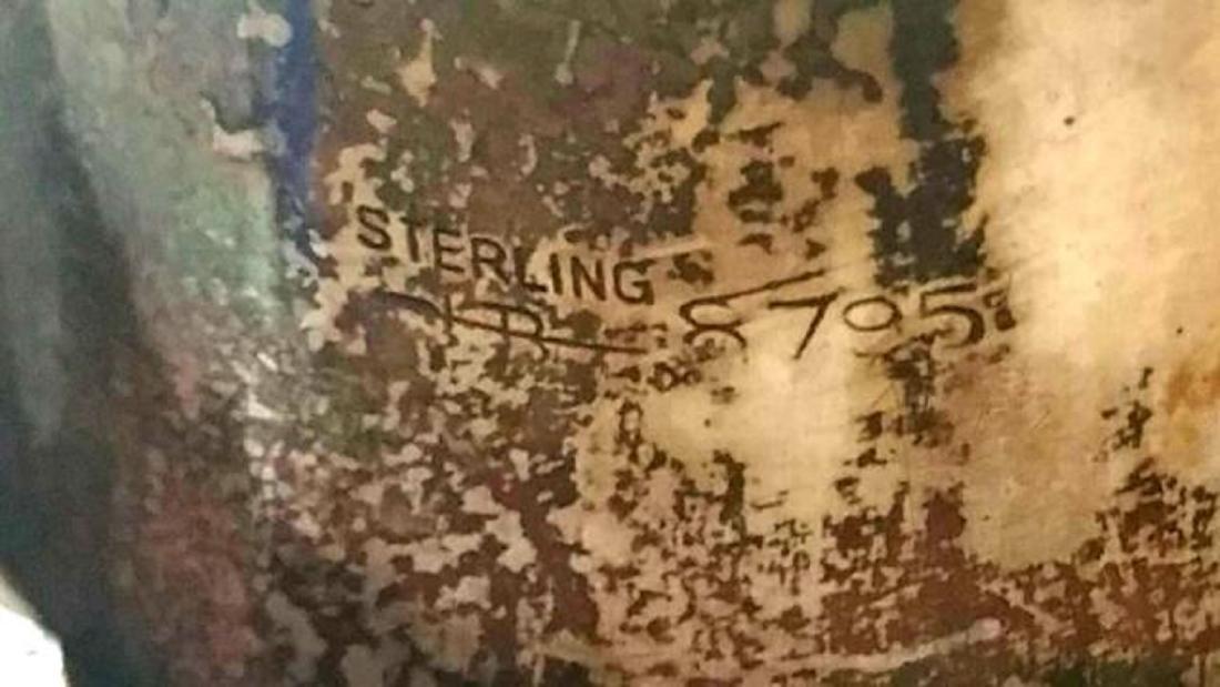 Circa 1862 R. BLACKINTON & CO. STERLING SILVER - 2