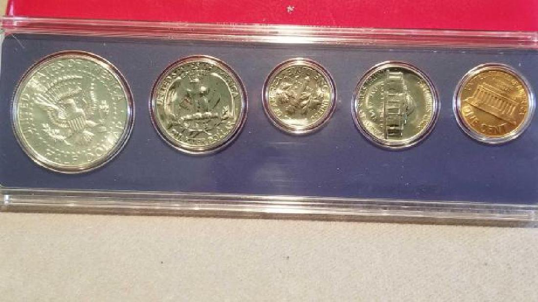 1966 and 1967 UNITED STATES SPECIAL MINT SETS - 7