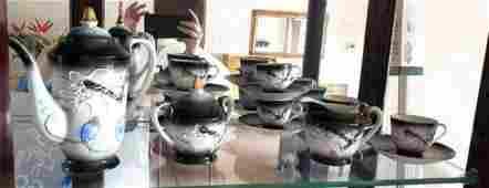 Dragon Ware Tea Set