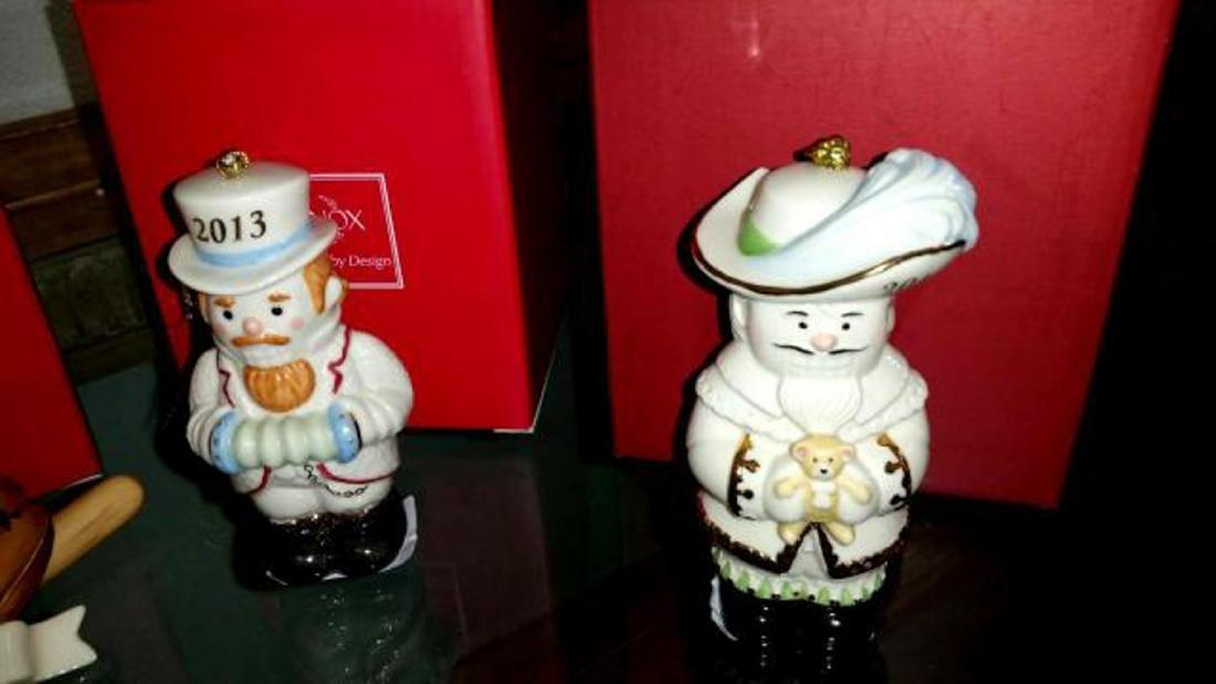 Five Assorted LENOX Porcelain Figures in Original Boxes - 3