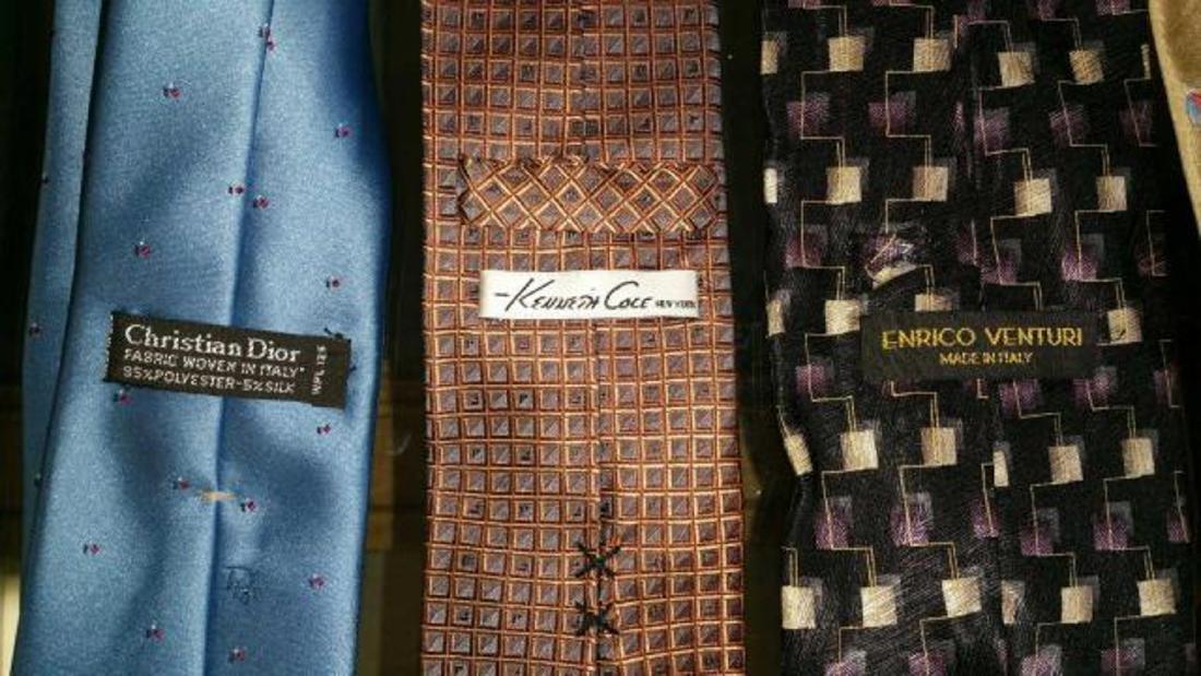 16 Designer Men's Ties - 3