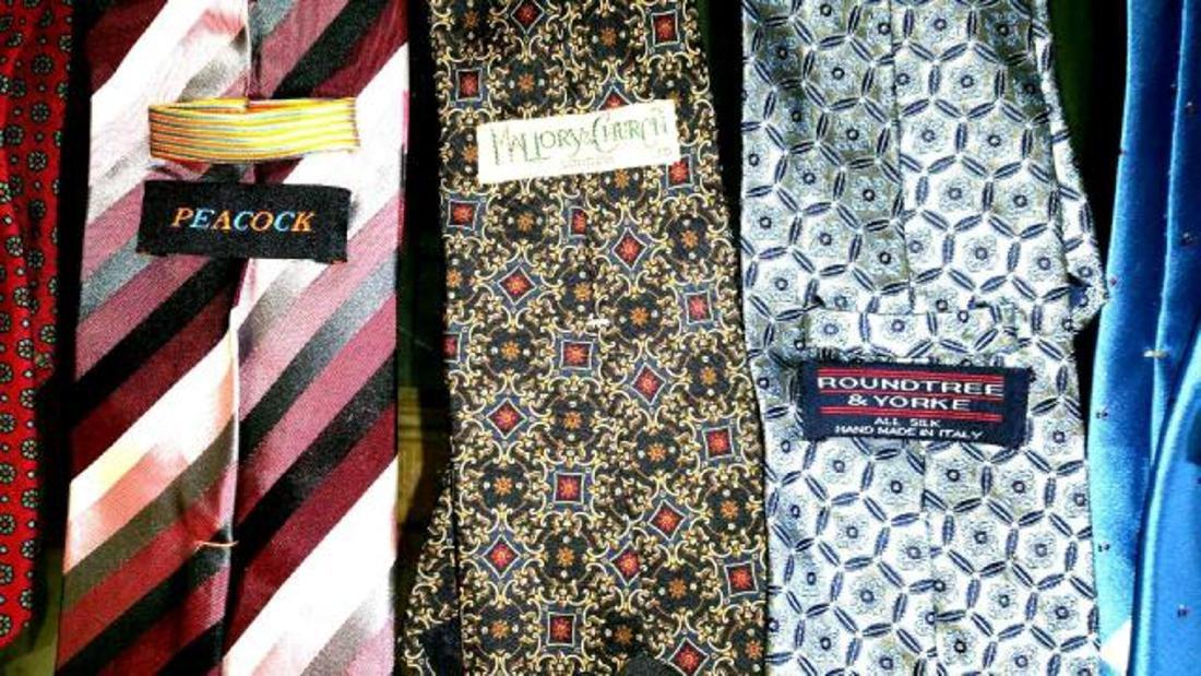 16 Designer Men's Ties - 4