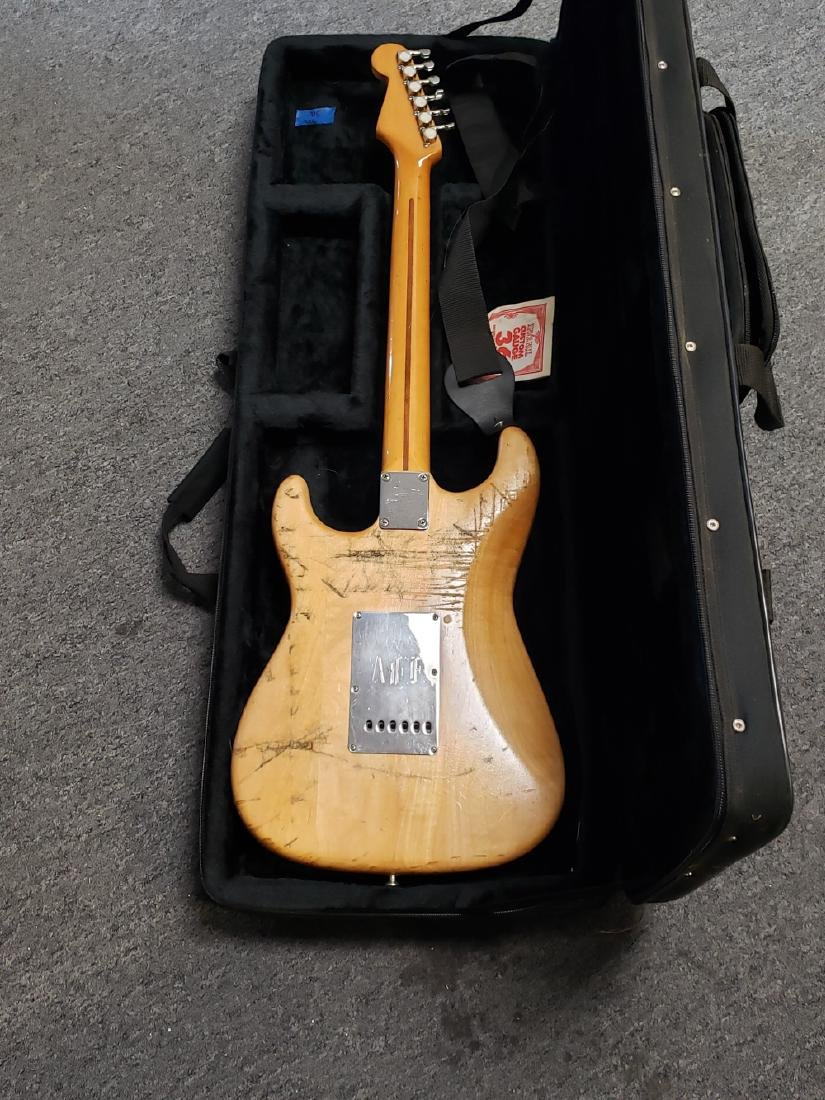 FENDER SQUIER STRATOCASTER ELECTRIC GUITAR - 3