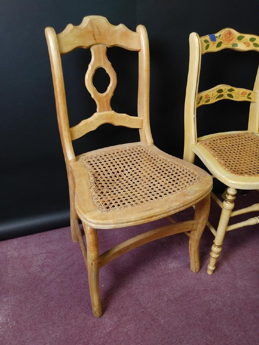 VINTAGE ASSORTED CHAIRS - 2