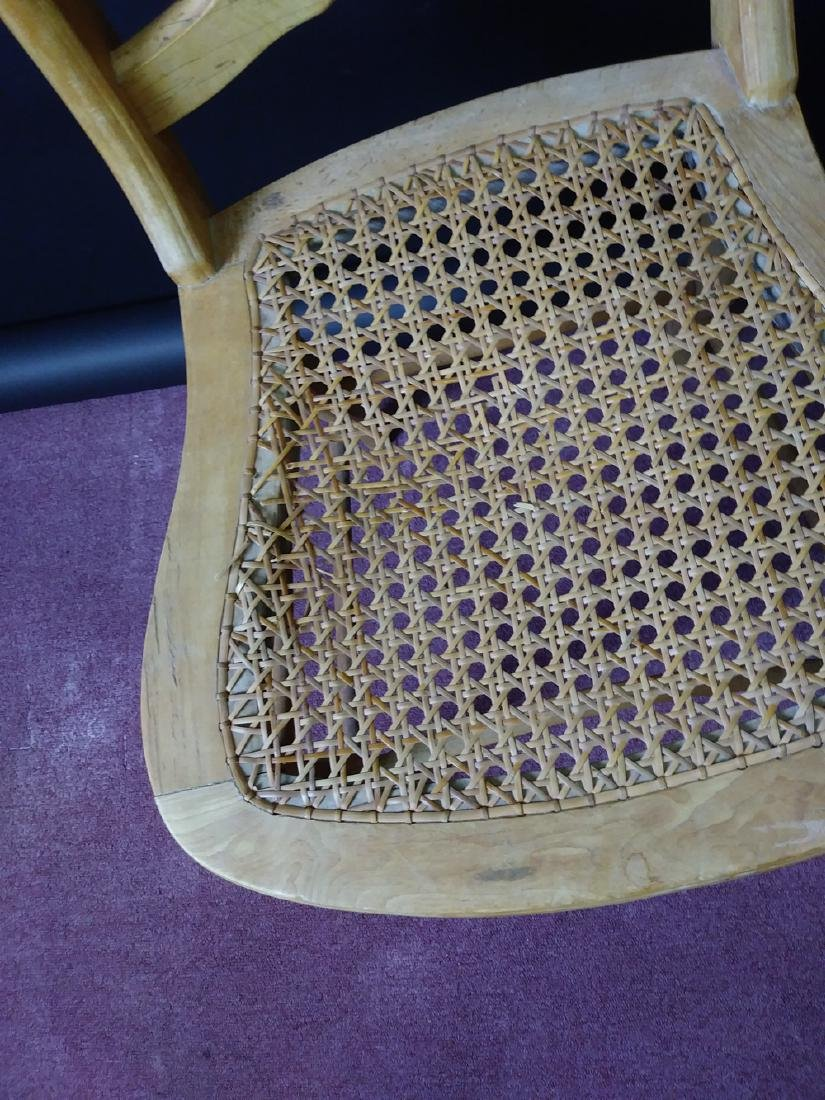VINTAGE ASSORTED CHAIRS - 4