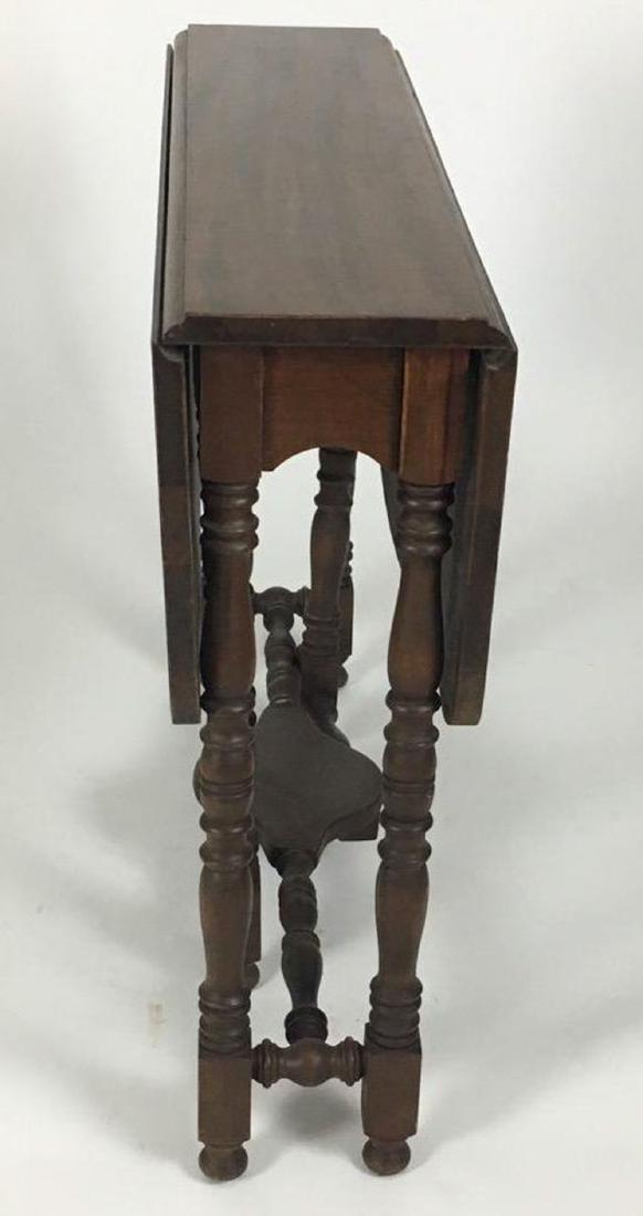 Small Gate Leg Table - 2