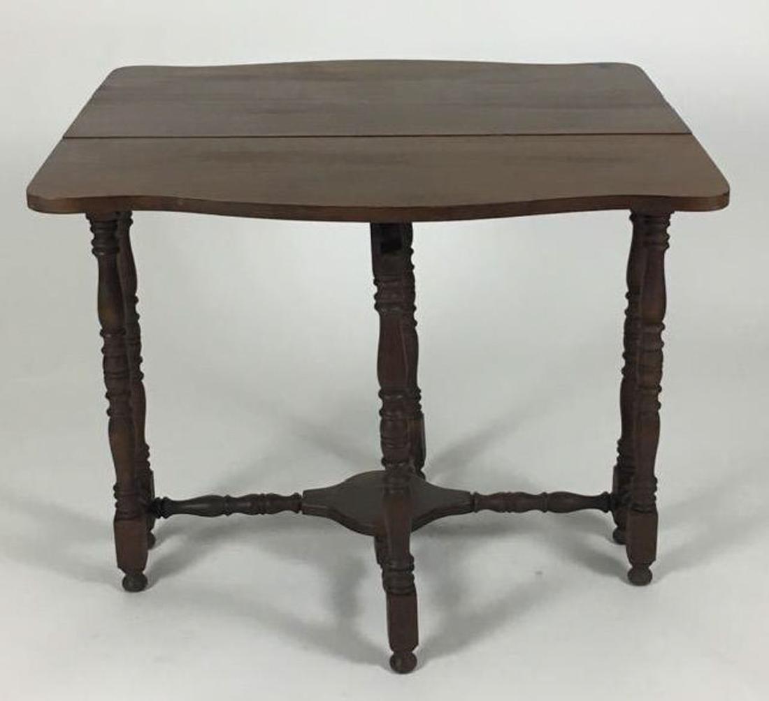 Small Gate Leg Table - 3