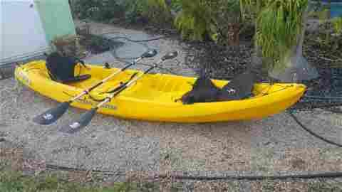Ocean Kayak Malibu Two XL Canoe